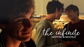 martino & niccolò | the infinite [skam italia]