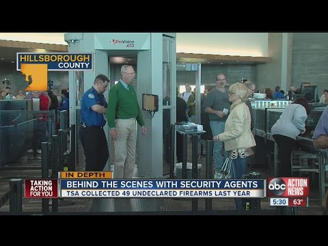 What's keeping you safe in the sky? TIA shows off security technology