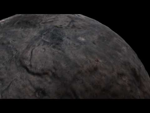 New Horizons Flyover of Charon