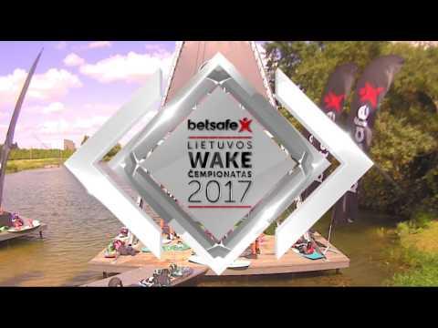 Betsafe Lietuvos Wake Čempionatas 2017 antrasis etapas