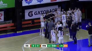 USK Praha - ERA Basketball Nymburk