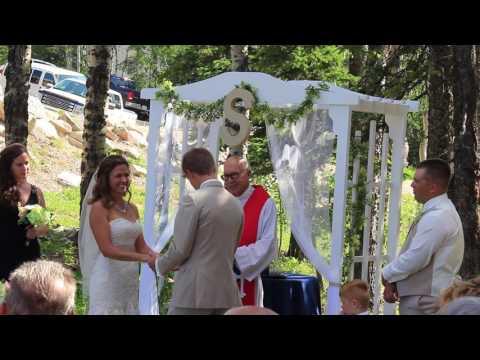 Nick & Kinlee's Wedding Ceremony - July 4, 2015