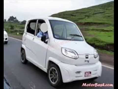 BAJAJ FIRST CAR RE60  LAUNCHING