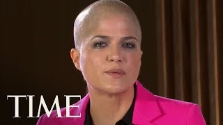Searching For A Cure: A Patient's View : Selma Blair, Dr. Oz & Dr. David Angus | TIME 100 | TIME