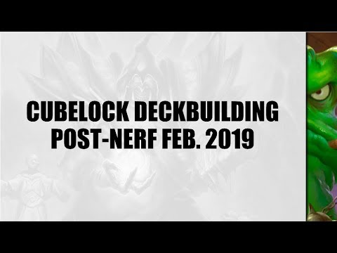 Cube Warlock Guide | Rastakhan's Rumble | Wild Hearthstone