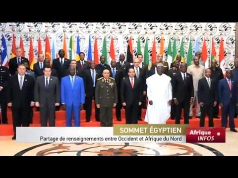 Partage de renseignements entre Occident et Afrique du Nord