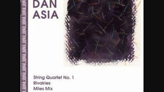 DAN ASIA: String Quartet No. 1