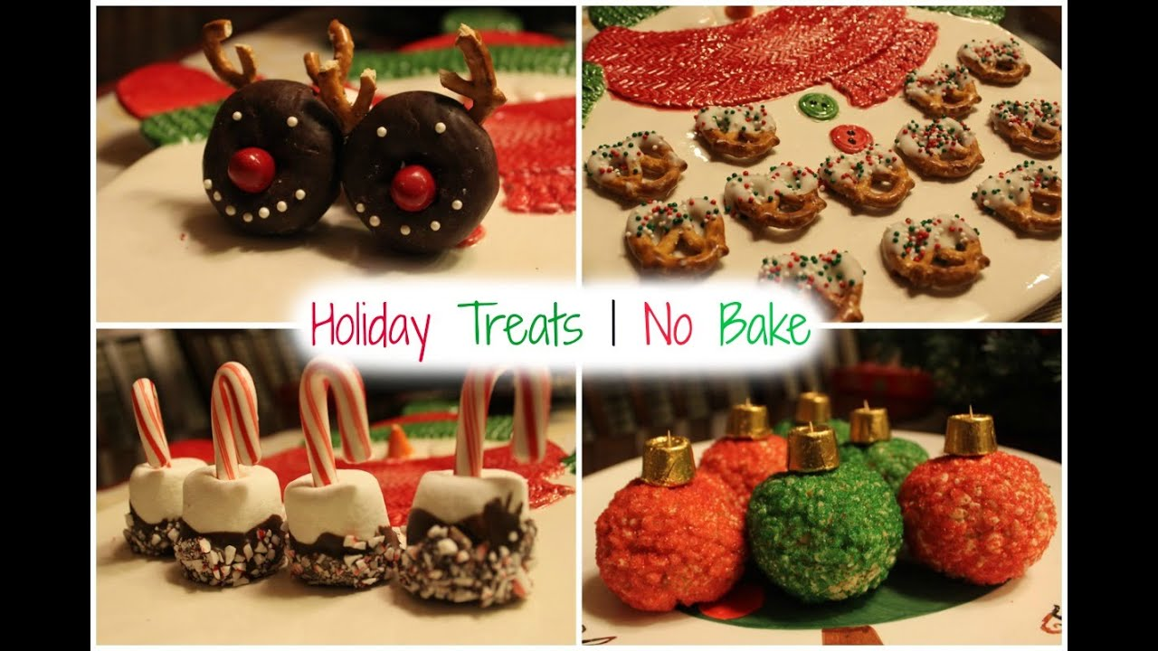 Diy Holiday Treats No Bake