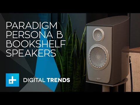 Paradigm Persona B Bookshelf Speakers