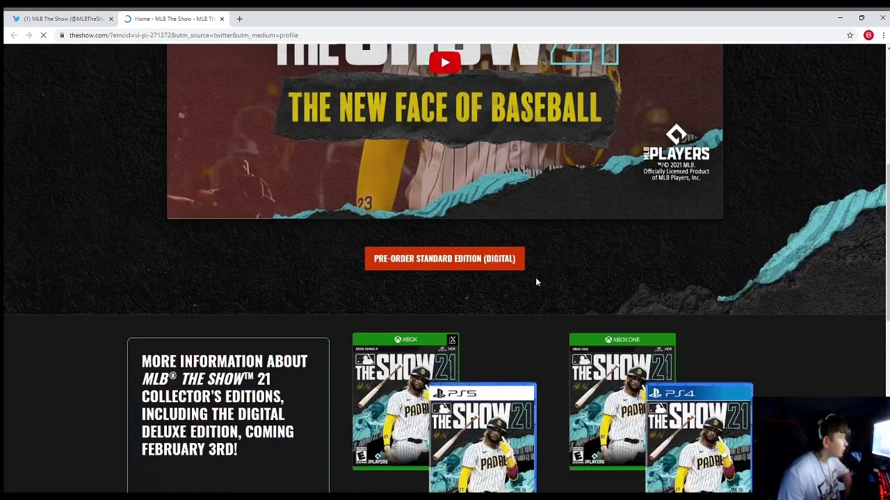 MLB The Show 21 News!!!!!!!!!