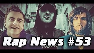 RapNews #53 [Johnyboy, Noize MC, Луперкаль]