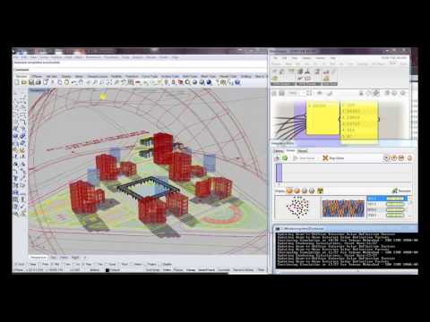 Energy Efficiency in Parametric Algorithmic Architectural Design