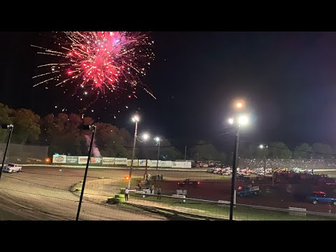 Highlights from 410 Sprint Cars PA Speed week at Grandview Speedway July 2, 2019