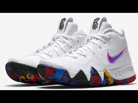 kyrie 4 march madness