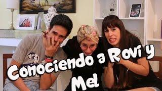 ROVI Y MEL CONOCEN A LA ABUELA RITA | La Abuela Rita thumbnail
