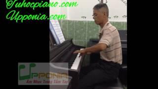 Lớp Tự Học Piano Dành Cho Người Lớn - Anh Minh - Biển Nhớ [TT Âm Nhạc Upponia - Tự Học Piano]