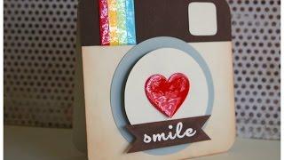 SMILE CARD - TARJETA SONRÍE