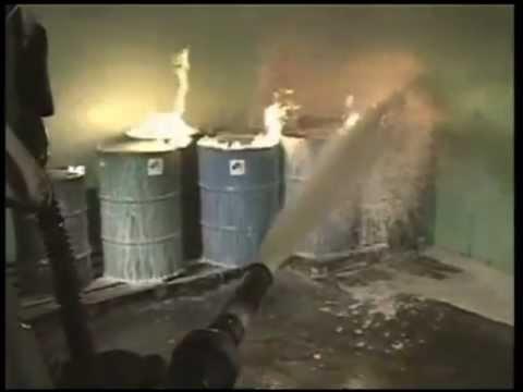 Prevención de Incendios Industriales