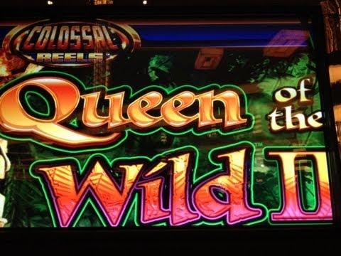 Queen Of The Wild 2 Slot Machine