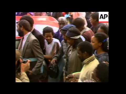 South Africa: The Banning Of Winnie Mandela