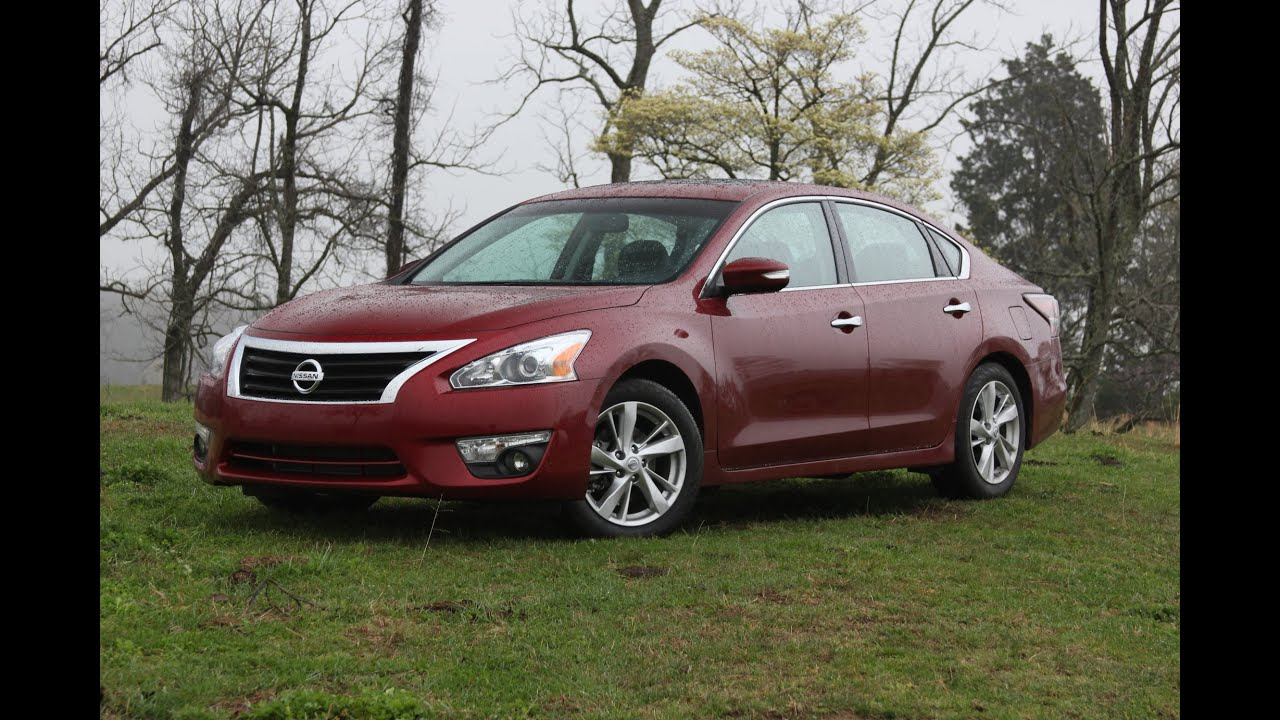 Attractive 2015 Nissan Altima 2.5 SL Review   YouTube