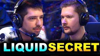 LIQUID vs SECRET - EPIC ELIMINATION! - TI9 THE INTERNATIONAL 2019 DOTA 2
