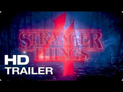 ОЧЕНЬ СТРАННЫЕ ДЕЛА Сезон 4 Русский Трейлер ТИЗЕР #1 (2020) Netflix Series