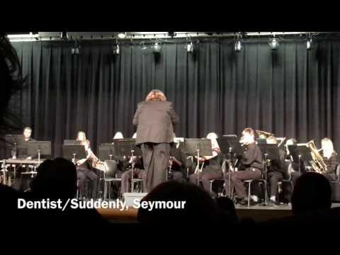 161129 Udall High School Band