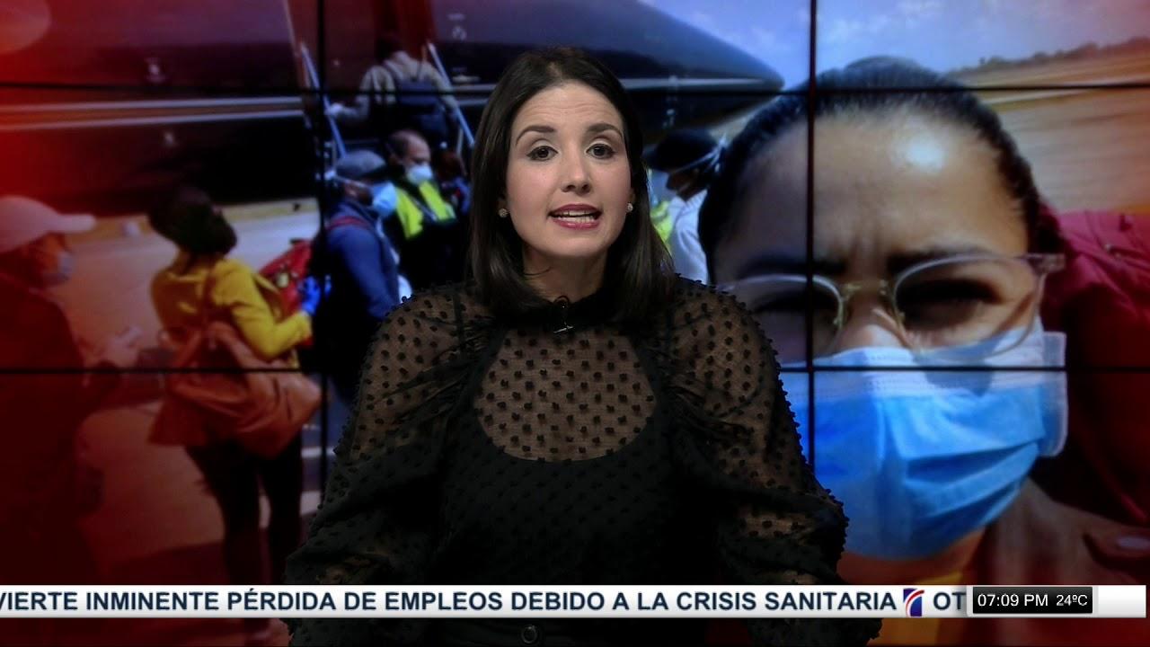 #NoticiasSIN: 312 casos de Covid-19 en RD