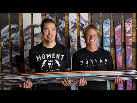 Moment Skis: The Biggest Little Ski Company