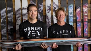 Moment Skis: The biggest little ski company thumbnail