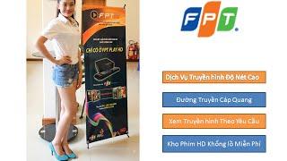 Lắp Truyền hình cáp FPT, INTERNET cáp quang fpt miễn phí 100%.