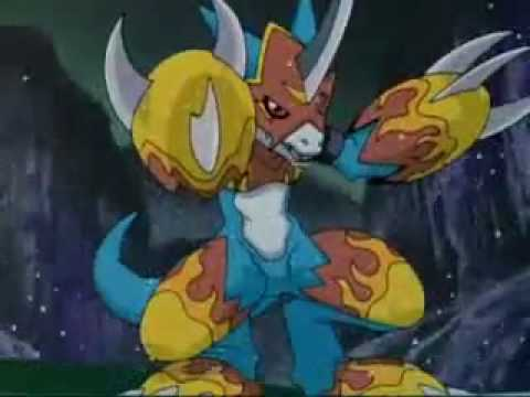 Digimon Staffeln