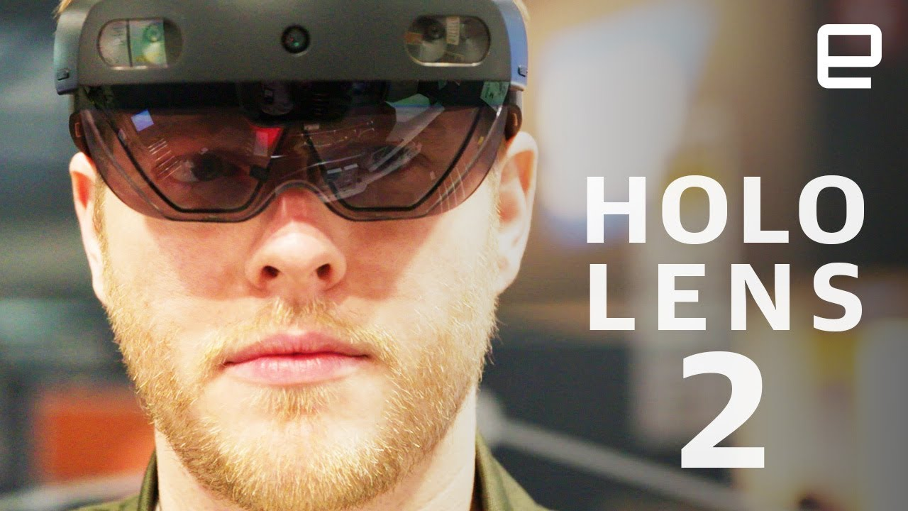 Microsoft Hololens 2 Hands-On: Mixed reality moves forward at MWC 2019