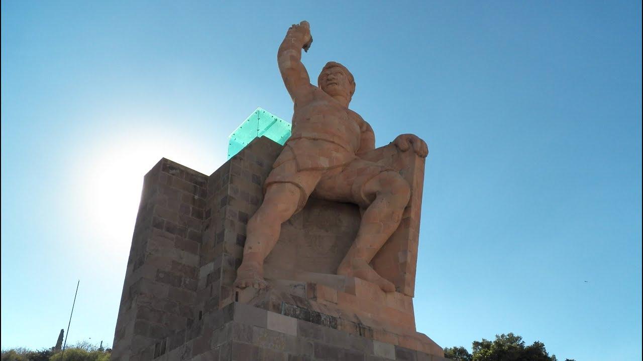 que es el monumento al pipila