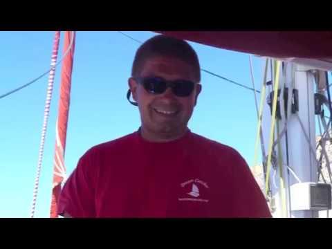 Saving Sea Turtles DreamCatcher Santorini Island YouTube New Dream Catcher Boat Santorini
