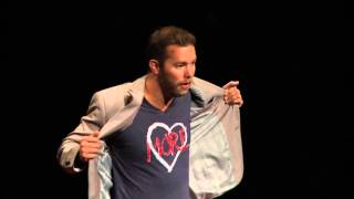 Fight naked! And other epic love strategies | Nate Bagley | TEDxSaltLakeCity