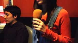 Desta and Gina In The Morning : Behind the scene Show ID