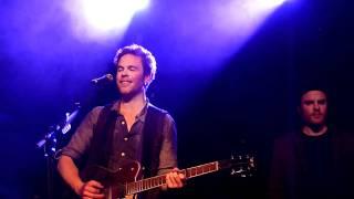 Josh Ritter - Pale Blue Eyes (Velvet Underground cover) @ Leuven 07-04-2011