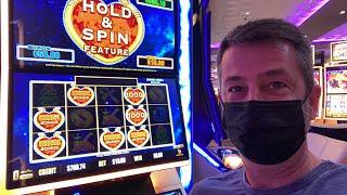 Live Slots at San Manuel Casino!