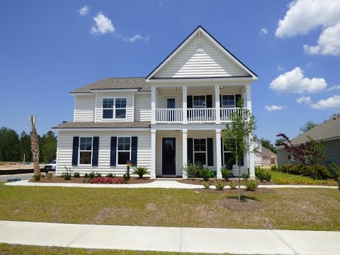 DR Horton Harbor Oak Model at Cypress Ridge in Bluffton SC