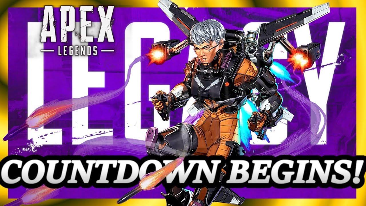 Fortnite Season 9 Live Countdown Apex Legends Live Season 9 Legacy Live Countdown 3v3 Arenas Gameplay Valkyrie Event Update Youtube