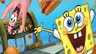 SpongeBob: Krusty Cook-Off - Unlock Squidward - The Best Cooking Games