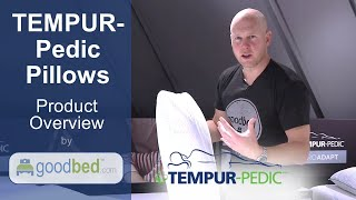 Tempur-Pedic Cooling Pillows Overview
