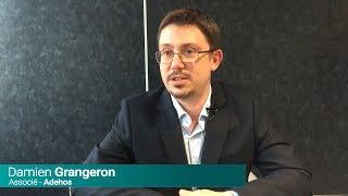 Damien Grangeron, consultant en recrutement Hunteed