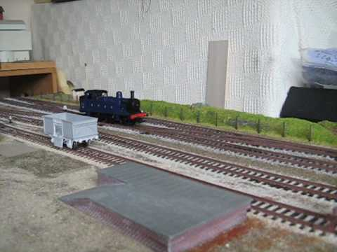 Hornby '00' S&DJR Jinty with Very slow running.