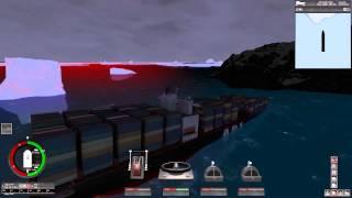 ship simulator extreams sinking a cargo ship