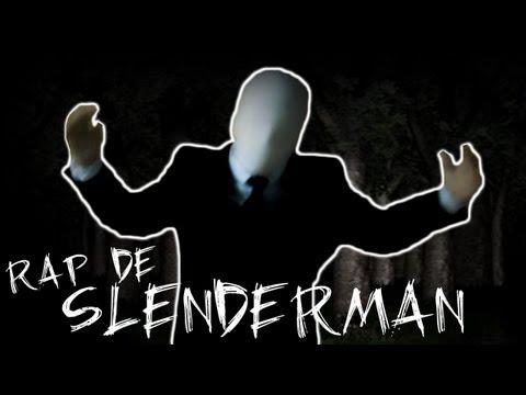 RAP DE SLENDERMAN (Especial Halloween)