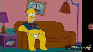 (Remix réseau ) homer Simpson.