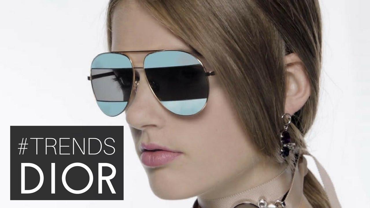 Tendencias en Gafas de Sol 2017 Dior, Marc Jacobs, Fendi, Polaroid,  Cartera \u0026 More